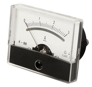 Einbauinstrumente analog